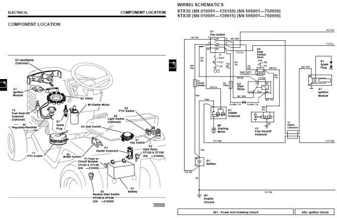 diagram john deere stx30 wiring diagram full version hd