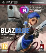 BlazBlue : Calamity Trigger jaquette