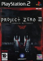 Project Zero II : Cimson Butterfly jaquette