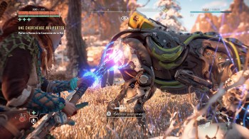 Horizon Zero Dawn sept types de machines piratés