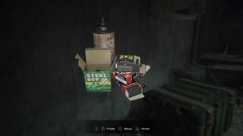 Resident Evil 7 munitions illimitées