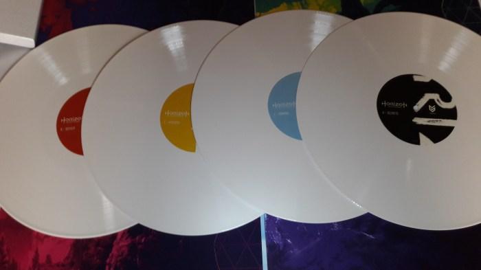 Horizon Zero Dawn Vinyles