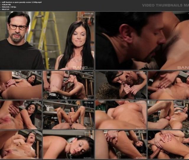 Milf Busters A Porn Parody Scene 1