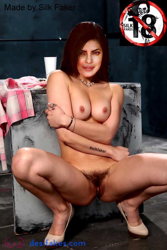 Priyanka Chopra Naked pussy