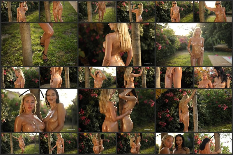 PhotoDromm – Fabiana, Anastasya – In The Mood 3