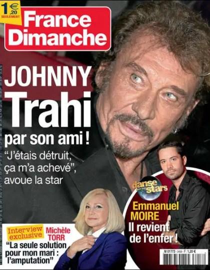 France Dimanche N°3458 du 07 au 13 Décembre 2012