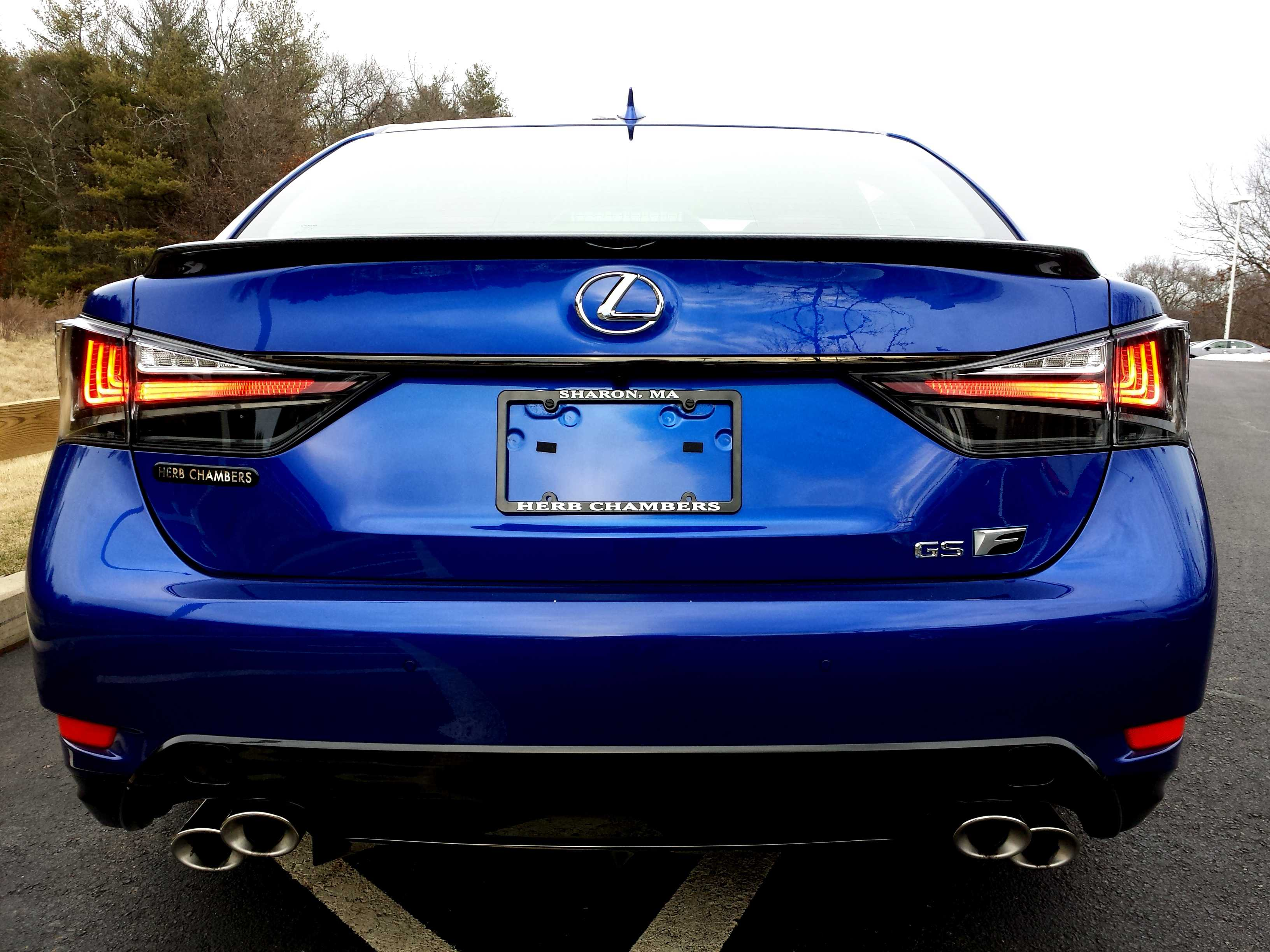 2016 LEXUS GS F for Sale in Hingham MA