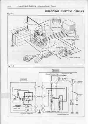 RA60 21RC wiring diagram  Voltage Regulator