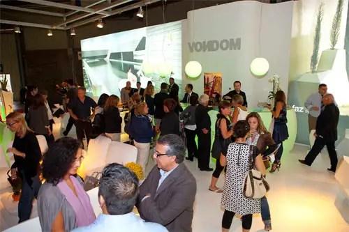 Novedades, Feria Habitat Valencia, Vondom y A-cero