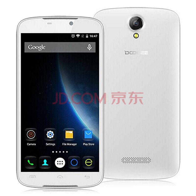 "DOOGEE X6 Pro Смартфон 5,5""-Дюймовый IPS HD 2.5D Изогнутые Стекло Экран 1280*720 Android 5.1 Lollipop 2гб ROM+16гб RAM 3000 мАч"