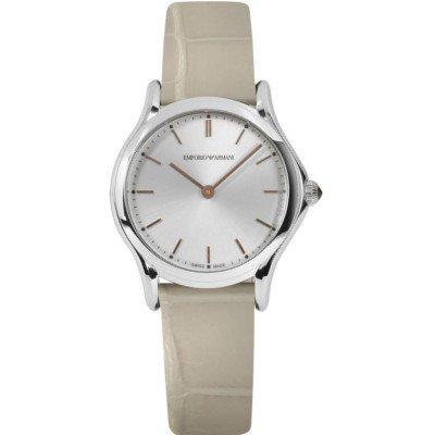 エンポリオアルマーニ腕時計/レディース/ARS7005/シルバーダイアル/スイスメイド