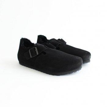 LONDON VL SHEARLING BLACK #SHEARLING BLACK [1014960] _ Select - Shoes | 靴