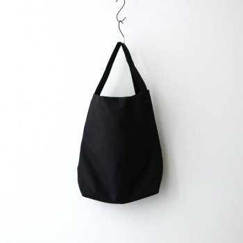 CORDURA NYLON PIPE BAG #BLACK [K003C] _ ERA.   イーラ