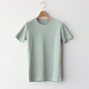 PETITE T-SHIRT #GREEN [L2101-CS003] _ LENO   リノ