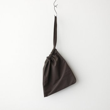 COOKING COAT BAG #TAS BROWN [K007] _ ERA. | イーラ