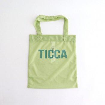 シアートートバッグ #GREEN [TBAS-611] _ TICCA   ティッカ
