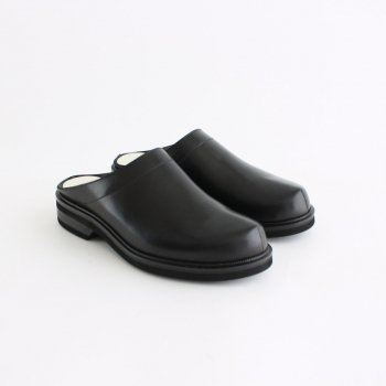 MINIMAL CLOG #BLACK [FTC2012008] _ foot the coacher | フットザコーチャー