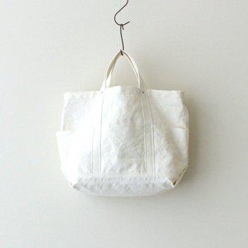TOOL BAG MEDIUM #C/L WHITE [41916] _ YAECA | ヤエカ