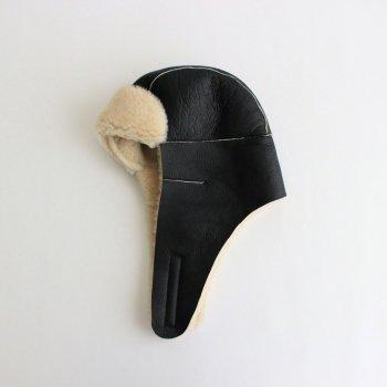 MOUTON FRIGHT CAP #BLACK [YK21AW0269A] _ YOKE   ヨーク