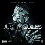 Imperio Nazza: Justin Quiles Edition (Cover y Tracklist)