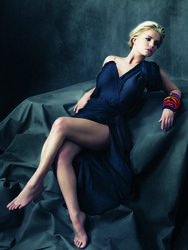 Jessica Simpson leggy in Allure magazine March 2010 - Hot Celebs Home