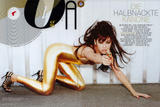 Bond girl Olga Kurylenko leggy and cleavagy in November 2008 issue of GQ magazine - Hot Celebs Home
