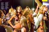 Alessandra Ambrosio, Miranda Kerr, Candice Swanpoel, Doutzen Kroes & Izabel Goulart - Victoria's Secret - GQ (UK) Magazine, Oct 2009 - Hot Celebs Home