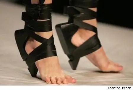footweardesigns06 - Diseños extraños de zapatos