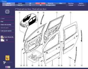 Renault workshop service repair manual  wiring diagram