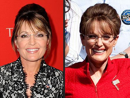 Sarah Palin & Julianne Moore