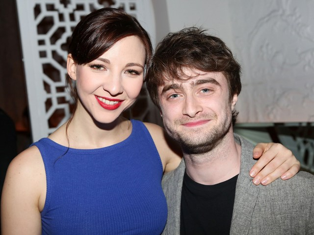 Image result for daniel radcliffe and erin darke