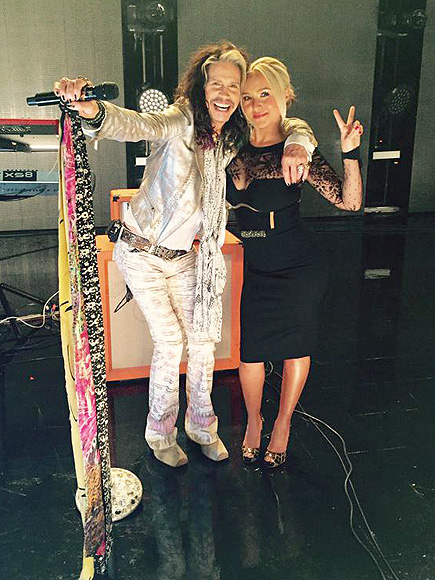 Steven Tyler to Guest Star on Nashville