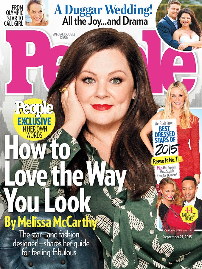 'What I Want Is for You to Feel Great!' Melissa McCarthy on Her Fabulous Fashion Line for All Women