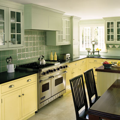 Lots Of Butter Editors Picks Our Favorite Colorful Kitchens This Old House
