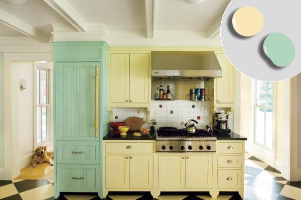 12 Jadeite Buttermilk 12 Kitchen Cabinet Color Combos