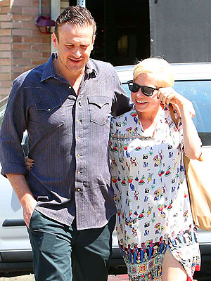 Michelle Williams Jason Segel Split