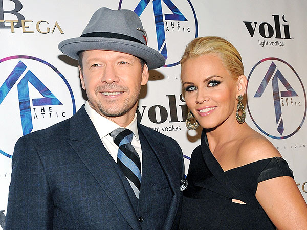 Donnie Wahlberg on Wedding Plans with Jenny McCarthy: Don't Call Me Kanye West