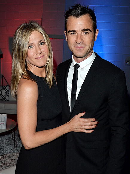 Jennifer Aniston and Justin Theroux Marry in Bel Air on August 6