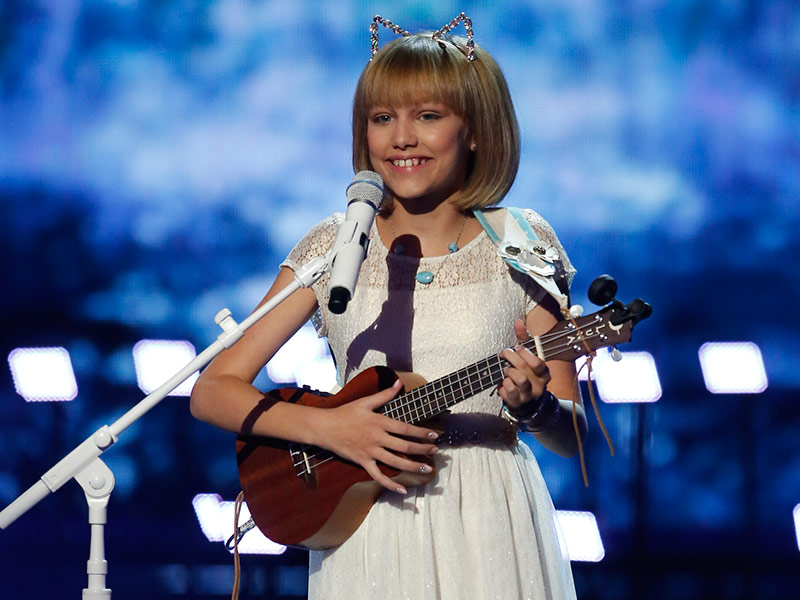 Image result for Grace VanderWaal as winner