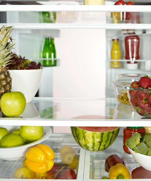 clean fridge, march fast fix upgrades