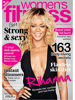 Rihanna: Getting Naked Helped Boost My Confidence | Rihanna