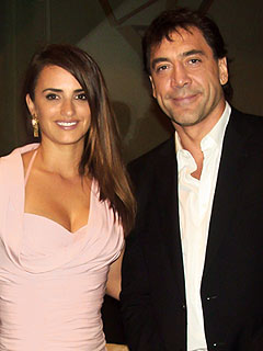 Javier Bardem Pen  lope Cruz Welcome Daughter
