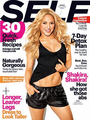 Shakira Self Cover