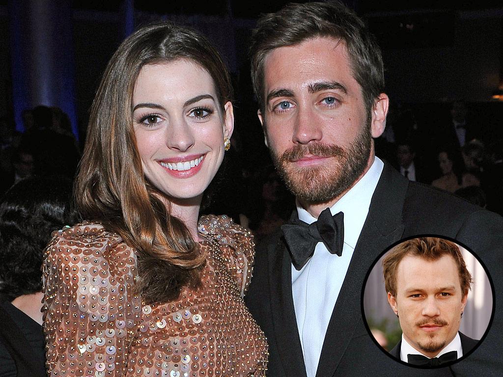 Brokeback Mountain: Jake Gyllenhaal, Anne Hathaway Remember Heath Ledger