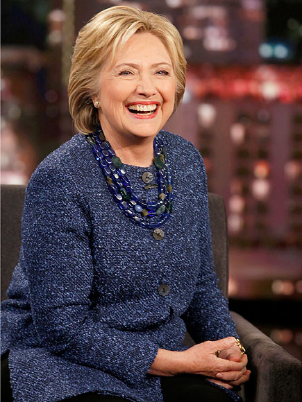 Hillary Clinton Talks Being a Grandmother and Date Nights with Bill