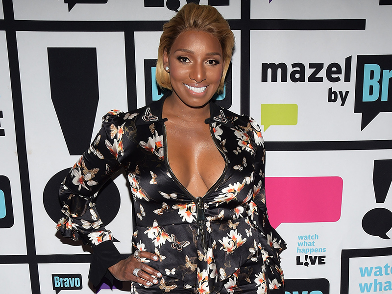 Image result for nene leakes 2016 rhoa reunion