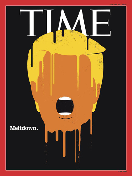 Image result for time magazine trump meltdown