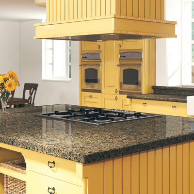 Alternative kitchen countertop surfaces