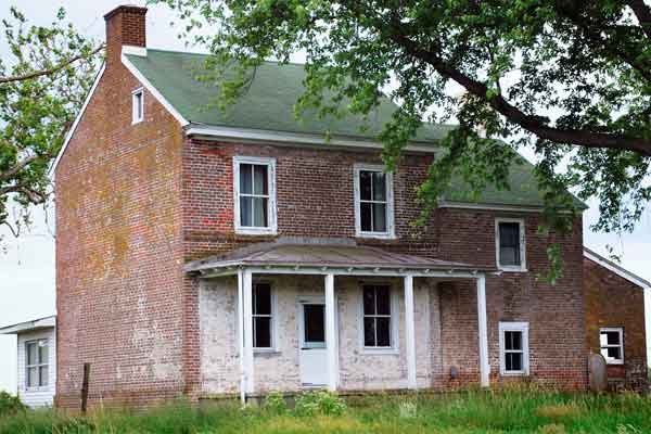 Farmhouse Priced To Move Save This Old House Delaware