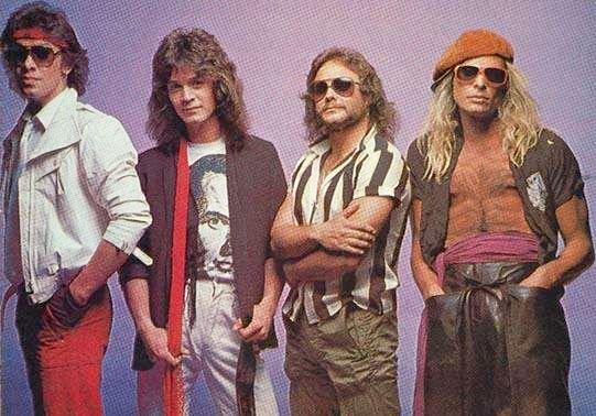 Love Walks Van Halen Lyrics